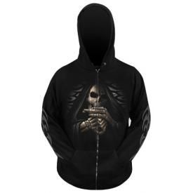 Sweat Zippé DARK WEAR - Bone Finger