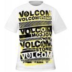 T-Shirt Mec VOLCOM - Rep Cross