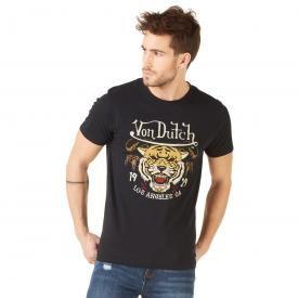 T-Shirt Homme VON DUTCH - Big Tiger