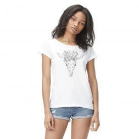 Tee Shirt Femme VON DUTCH - Vachette