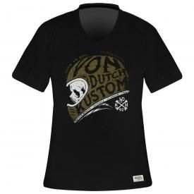 T-Shirt Homme VON DUTCH - Born To Ride