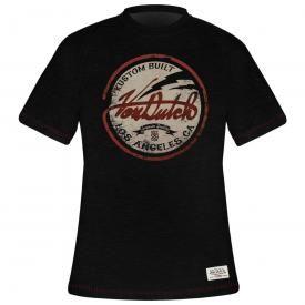 T-Shirt Homme VON DUTCH - Kustom Built