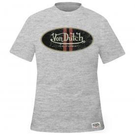 T-Shirt Homme VON DUTCH - Stripes