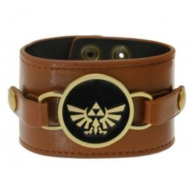 Bracelet NINTENDO - Zelda Triforce