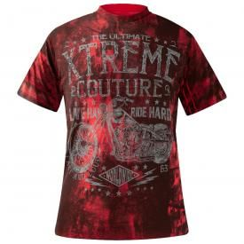T-Shirt Homme XTREME COUTURE - Fast And Loud