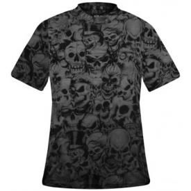 T-Shirt Mec VERO OVER - Skulls